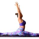What are the health benefits of using the easy pose while doing yoga? 14