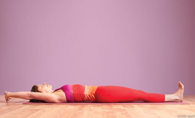 How should I practice yoga nidra? 16