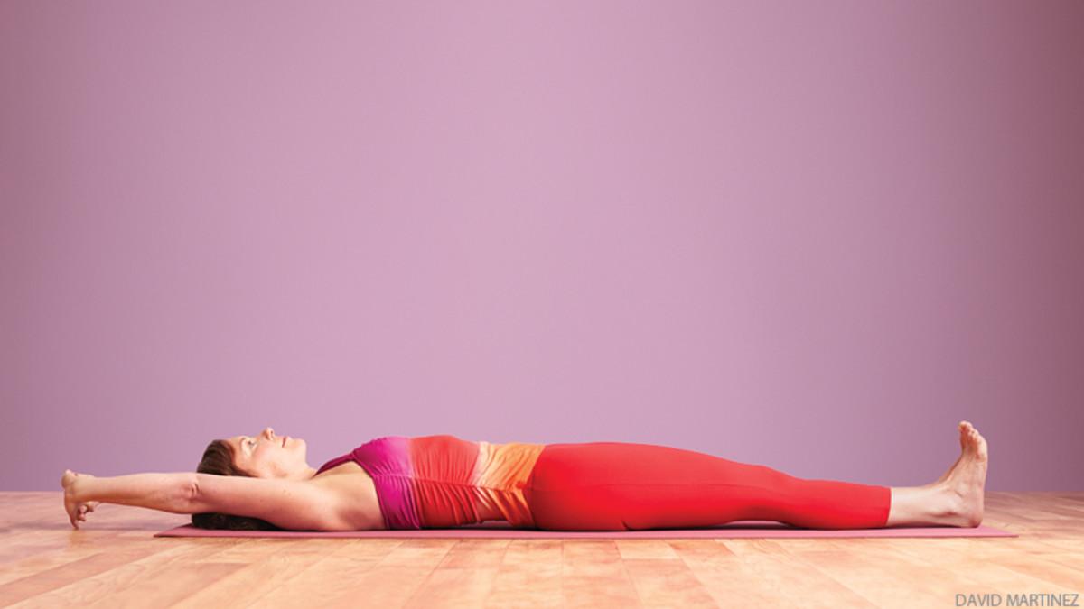 How should I practice yoga nidra? 8