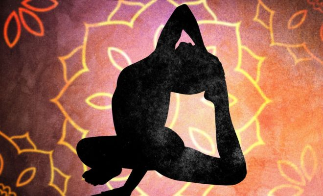 How does yoga help in meditation? 9