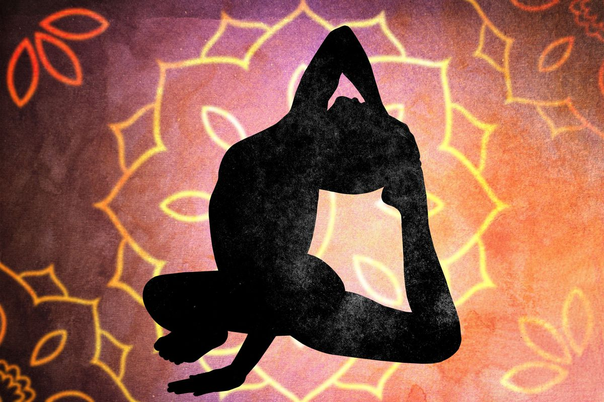 How does yoga help in meditation? 4