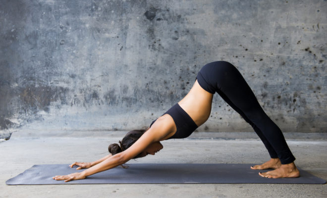 What are the best yoga exercises to treat flat feet? 2