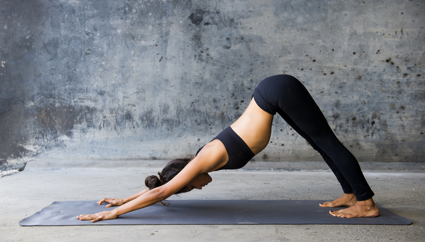 What are the best yoga exercises to treat flat feet? 1