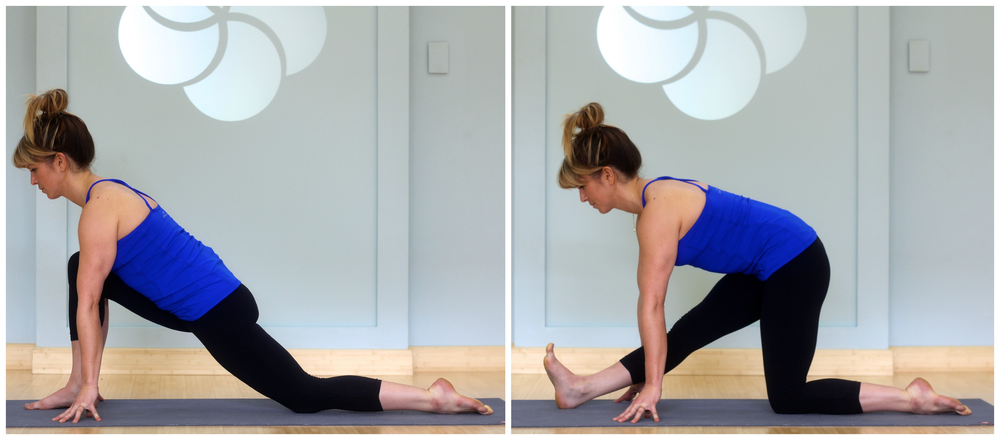 What are some of the easy Yoga exercises one can do to improve health? 4