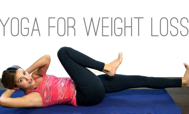 Can yoga do something for losing weight? 7