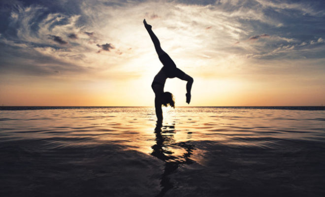 What is the premise behind yoga? 7