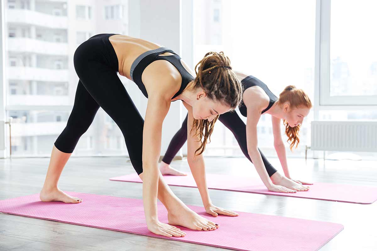 What is the best yoga exercise to help improve posture? 8