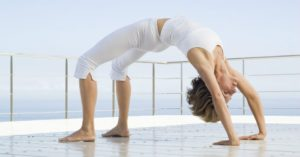 What are the yoga exercises to improve liver functioning? 5